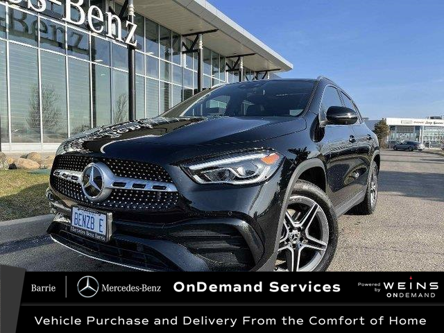 2021 Mercedes-Benz GLA 250 Base (Stk: 21MB137) in Innisfil - Image 1 of 23