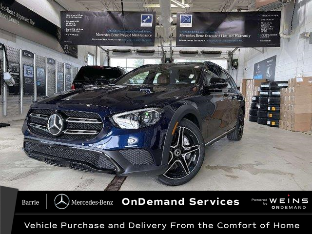 2021 Mercedes-Benz E-Class Base (Stk: 21MB147) in Innisfil - Image 1 of 30