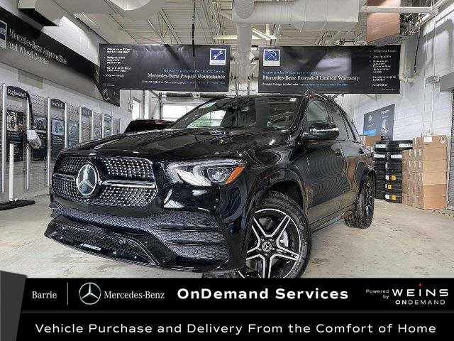 2021 Mercedes-Benz GLE 450 Base (Stk: 21MB160) in Innisfil - Image 1 of 27