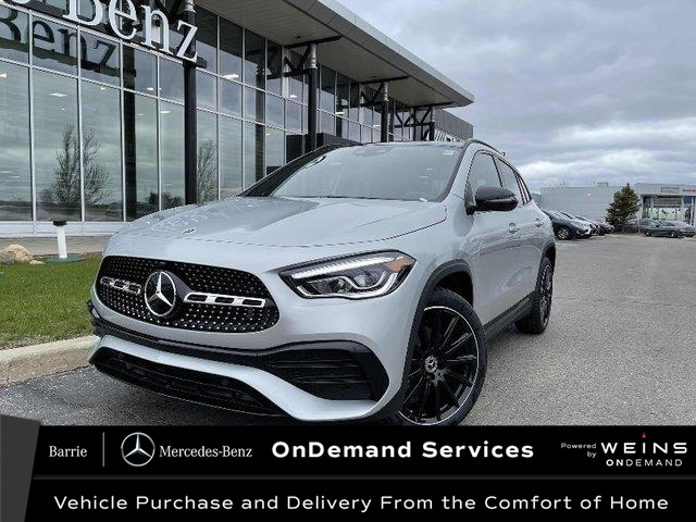 2021 Mercedes-Benz GLA 250 Base (Stk: 21MB150) in Innisfil - Image 1 of 23