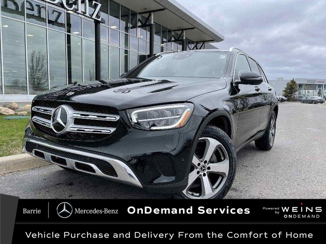 2021 Mercedes-Benz GLC 300 Base (Stk: 21MB156) in Innisfil - Image 1 of 24