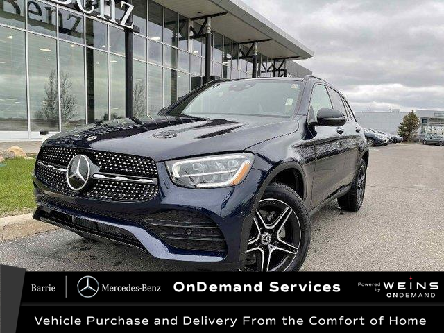 2021 Mercedes-Benz GLC 300 Base (Stk: 21MB163) in Innisfil - Image 1 of 24