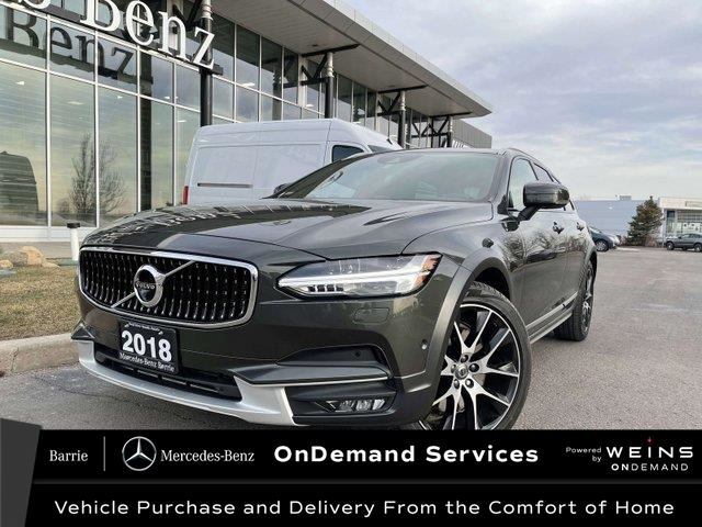 2018 Volvo V90 Cross Country T6 (Stk: 21MB059A) in Innisfil - Image 1 of 20