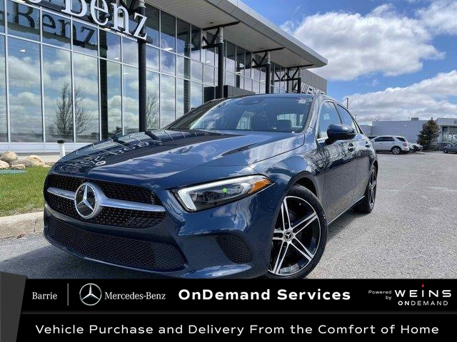 2021 Mercedes-Benz A-Class Base (Stk: 21MB165) in Innisfil - Image 1 of 23