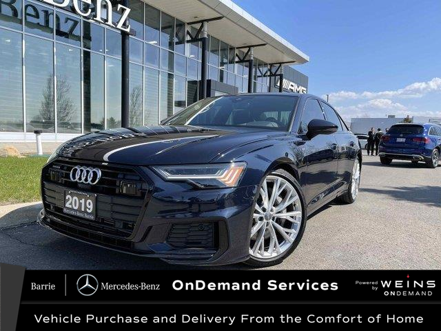 2019 Audi A6 55 Technik (Stk: 21MB148A) in Innisfil - Image 1 of 26