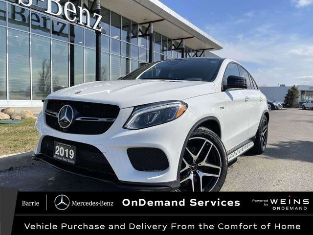 2019 Mercedes-Benz AMG GLE 43 Base (Stk: 21MB129A) in Innisfil - Image 1 of 27
