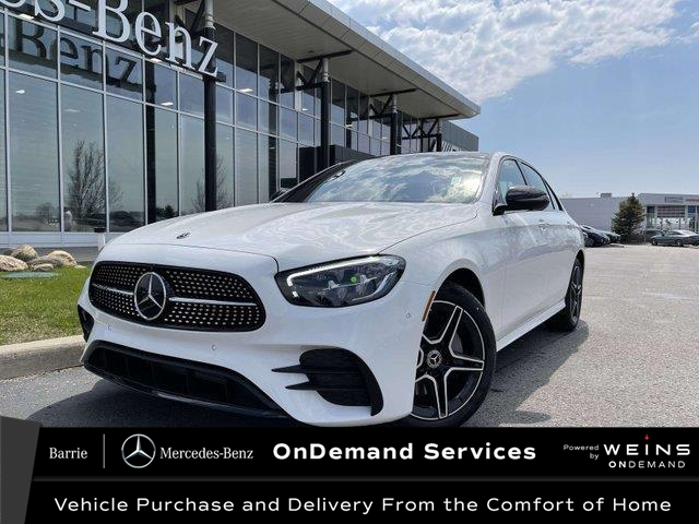 2021 Mercedes-Benz E-Class Base (Stk: 21MB171) in Innisfil - Image 1 of 26