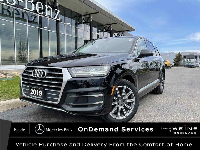 2019 Audi Q7 55 Progressiv (Stk: 21MB173A) in Innisfil - Image 1 of 25
