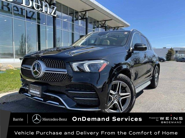 2020 Mercedes-Benz GLE 450 Base (Stk: 21MB149A) in Innisfil - Image 1 of 25