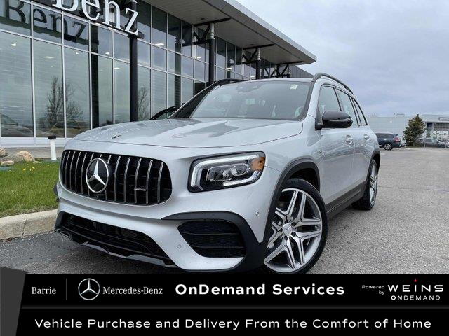 2021 Mercedes-Benz AMG GLB 35 Base (Stk: 21MB178) in Innisfil - Image 1 of 28