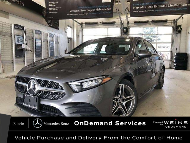 2020 Mercedes-Benz A-Class Base (Stk: 20MB256) in Innisfil - Image 1 of 29