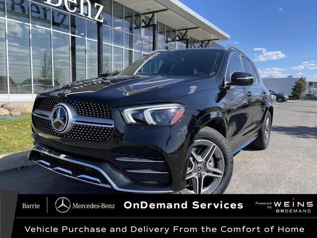 2021 Mercedes-Benz GLE 350 Base (Stk: 21MB183) in Innisfil - Image 1 of 28