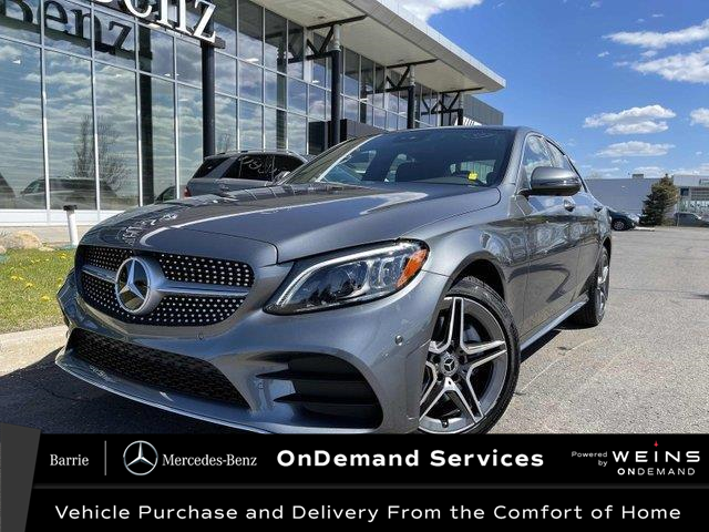 2021 Mercedes-Benz C-Class Base (Stk: 21MB188) in Innisfil - Image 1 of 23