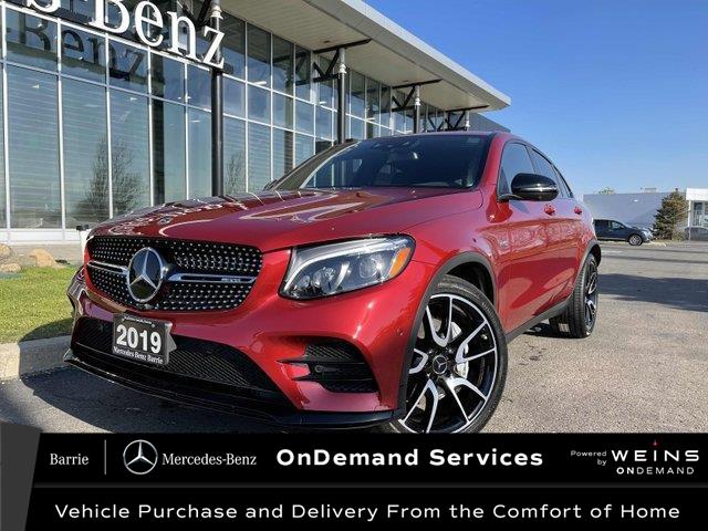 2019 Mercedes-Benz AMG GLC 43 Base (Stk: U3171) in Innisfil - Image 1 of 25