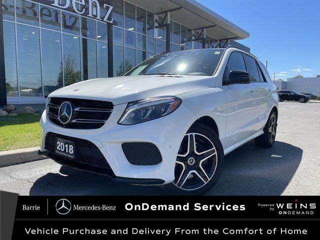 2018 Mercedes-Benz GLE 400 Base (Stk: 21MB024A) in Innisfil - Image 1 of 24