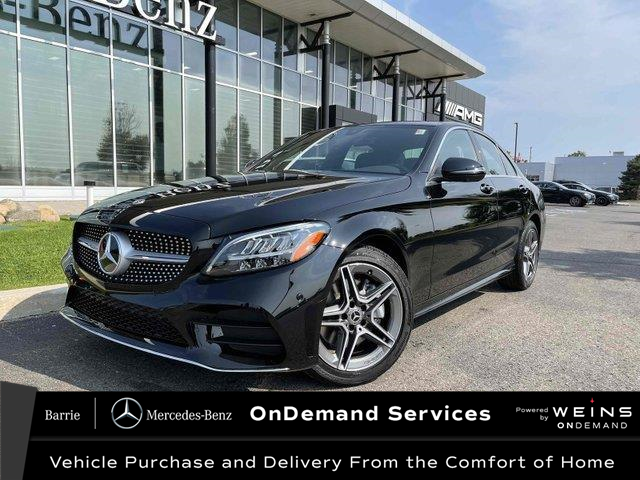 2021 Mercedes-Benz C-Class Base (Stk: 21MB267) in Innisfil - Image 1 of 25