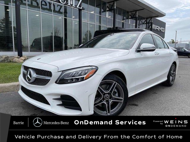 2021 Mercedes-Benz C-Class Base (Stk: 21MB293) in Innisfil - Image 1 of 27