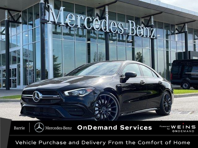 2021 Mercedes-Benz AMG CLA 35 Base (Stk: 21MB297) in Innisfil - Image 1 of 15