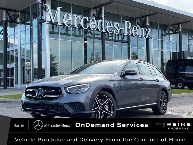 2021 Mercedes-Benz E-Class Base (Stk: 21MB309) in Innisfil - Image 1 of 15