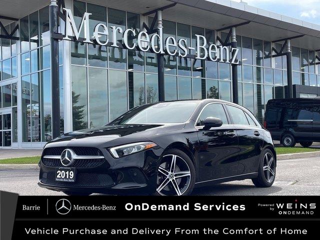 2019 Mercedes-Benz A-Class Base (Stk: U3219) in Innisfil - Image 1 of 27