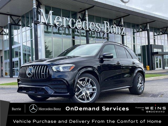 2021 Mercedes-Benz AMG GLE 53 Base (Stk: 21MB313) in Innisfil - Image 1 of 15