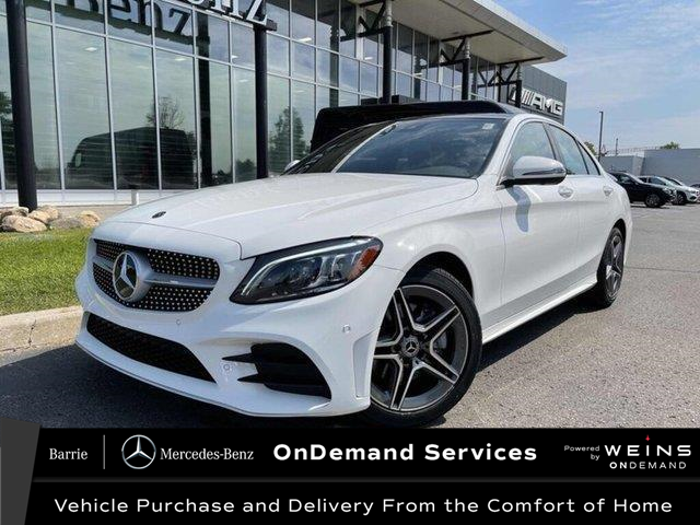 2021 Mercedes-Benz C-Class Base (Stk: 21MB291) in Innisfil - Image 1 of 27