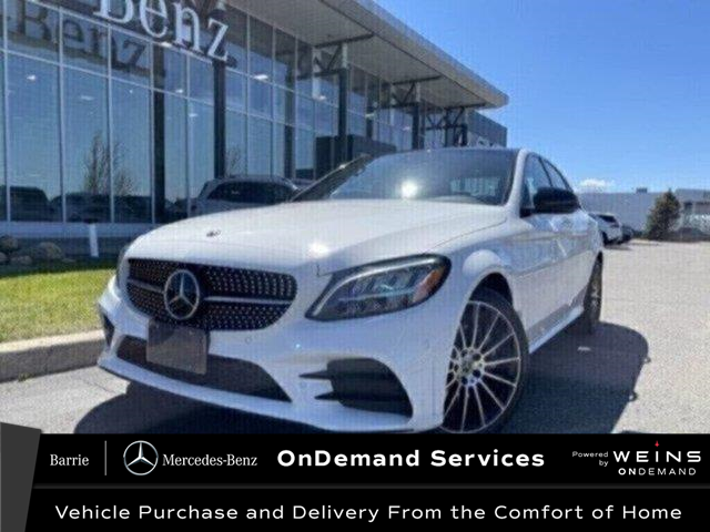 2021 Mercedes-Benz C-Class Base (Stk: 21MB186) in Innisfil - Image 1 of 25