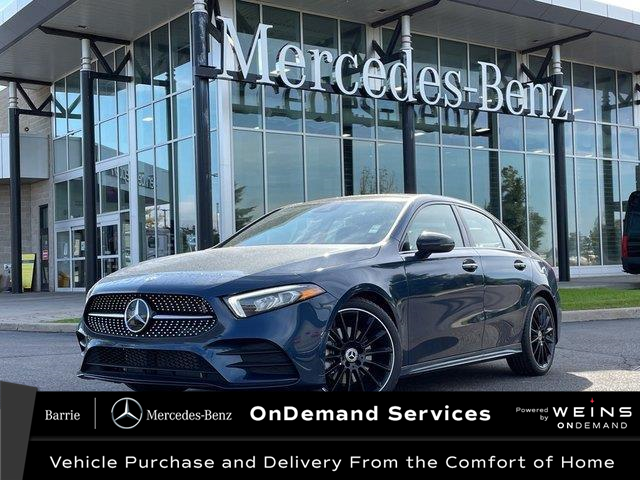 2021 Mercedes-Benz A-Class Base (Stk: 21MB310) in Innisfil - Image 1 of 15