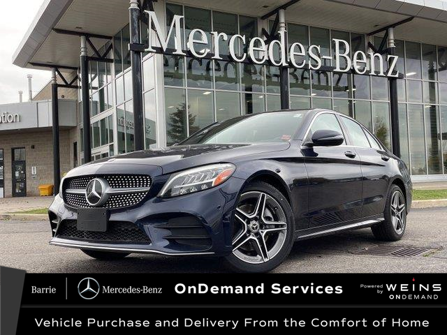 2021 Mercedes-Benz C-Class Base (Stk: 21MB315) in Innisfil - Image 1 of 15