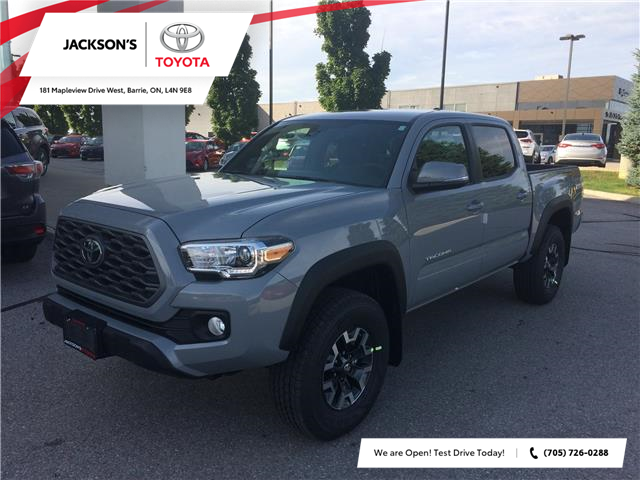 2020 Toyota Tacoma Base (Stk: 1502) in Barrie - Image 1 of 13