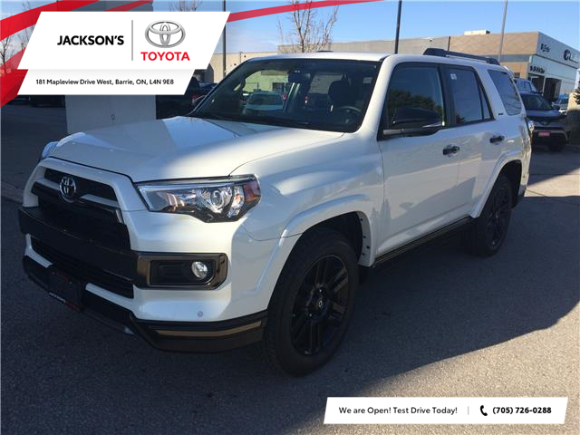 2020 Toyota 4Runner Base (Stk: 1282) in Barrie - Image 1 of 13