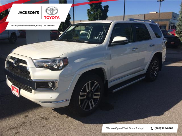 2020 Toyota 4Runner Base (Stk: 6128) in Barrie - Image 1 of 15