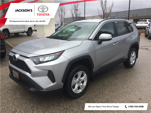 2020 Toyota RAV4 LE (Stk: 8724) in Barrie - Image 1 of 14
