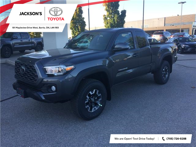 2020 Toyota Tacoma Base (Stk: 7680) in Barrie - Image 1 of 14
