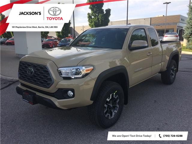 2020 Toyota Tacoma Base (Stk: 7544) in Barrie - Image 1 of 14