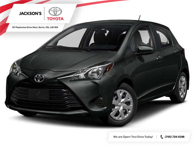 2019 Toyota Yaris SE (Stk: 94440) in Barrie - Image 1 of 9