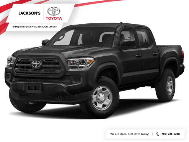 2019 Toyota Tacoma SR5 V6 (Stk: 96435) in Barrie - Image 1 of 9