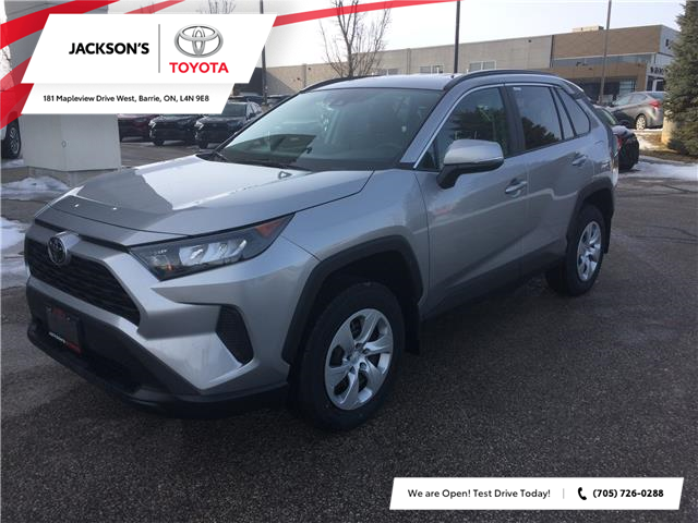 2020 Toyota RAV4 LE (Stk: 2449) in Barrie - Image 1 of 15