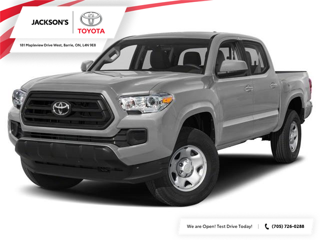 2020 Toyota Tacoma Base (Stk: 1222) in Barrie - Image 1 of 9
