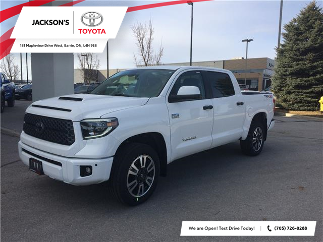 2020 Toyota Tundra Base (Stk: 1695) in Barrie - Image 1 of 14