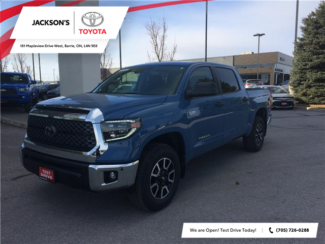 2020 Toyota Tundra Base (Stk: 4992) in Barrie - Image 1 of 14