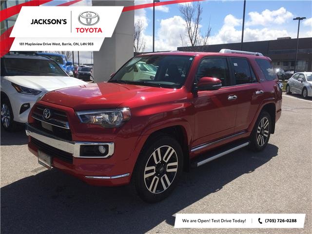 2020 Toyota 4Runner Base (Stk: 4164) in Barrie - Image 1 of 14