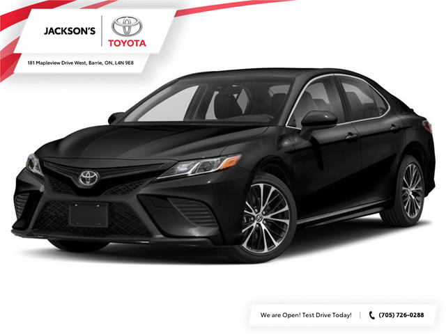 2020 Toyota Camry SE (Stk: 3523) in Barrie - Image 1 of 9