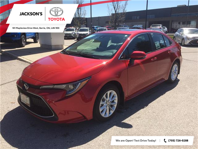 2020 Toyota Corolla XLE (Stk: 2193) in Barrie - Image 1 of 14