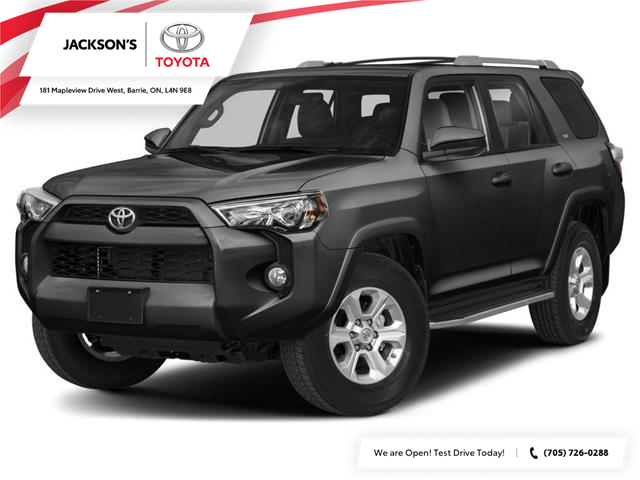 2020 Toyota 4Runner Base (Stk: 3539) in Barrie - Image 1 of 9