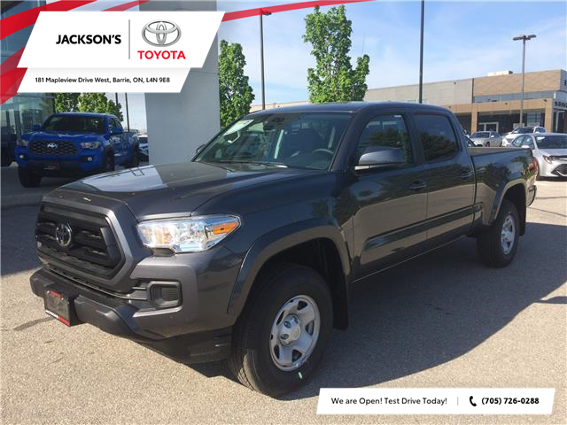 2020 Toyota Tacoma Base (Stk: 1090) in Barrie - Image 1 of 13