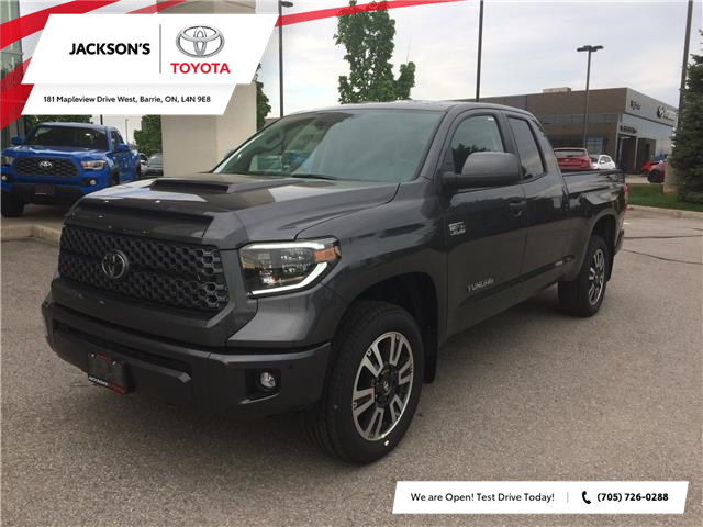 2020 Toyota Tundra Base (Stk: 6127) in Barrie - Image 1 of 14