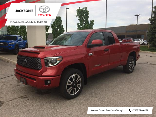 2020 Toyota Tundra Base (Stk: 1241) in Barrie - Image 1 of 14