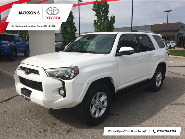 2020 Toyota 4Runner Base (Stk: 7834) in Barrie - Image 1 of 14