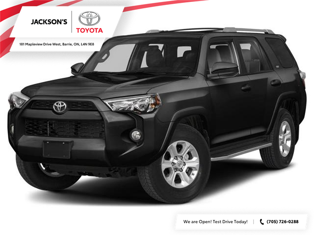 2020 Toyota 4Runner Base (Stk: 1824) in Barrie - Image 1 of 9